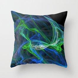 Fleeting 04 (2015) Throw Pillow