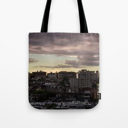 From A Distance. /// Tote Bag