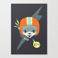 Callsign: Bandit Canvas Print