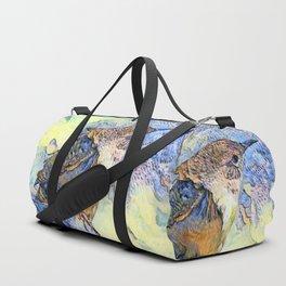 Sing Little Wren Duffle Bag