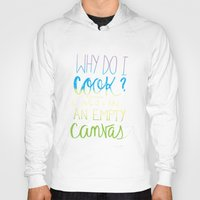 cook Hoodies featuring Why cook? by DaniShowsU