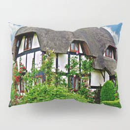 Quaint English Cottage Pillow Sham