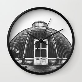 Kew Gardens Wall Clock