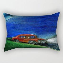 NIGHT DRIVE Rectangular Pillow
