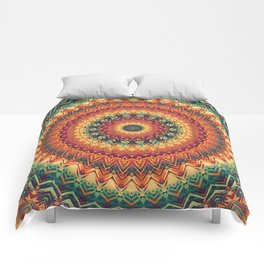 Mandala 254 Comforters