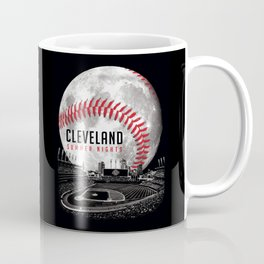 Cleveland Summer Nights Coffee Mug