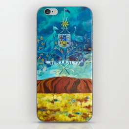 The Great Southland iPhone Skin