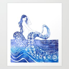 Keto Art Print