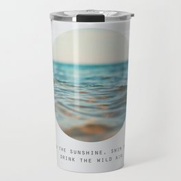 Swim The Sea #2 Travel Mug