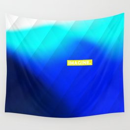 IMAGINE gradient no1 Wall Tapestry