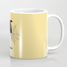 Happy Halloween Horror Cat T-Shirt for all Ages Coffee Mug