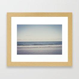 Sylt Framed Art Print