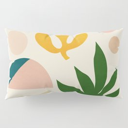 Abstraction_Floral_001 Pillow Sham