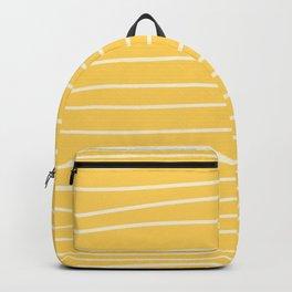 Sunshine Brush Lines Backpack