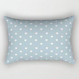 Gre heart Rectangular Pillow