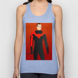 Nightwing Unisex Tank Top