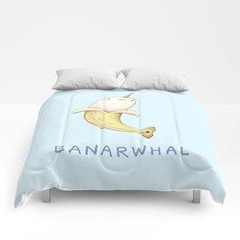 Banarwhal Comforters