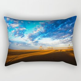Long Shadows / Monsoon Sunrise HB Rectangular Pillow