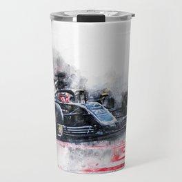 Kevin Magnussen 2019 Travel Mug