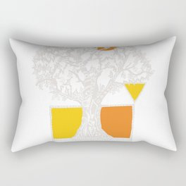 The beyonder oak  va Rectangular Pillow