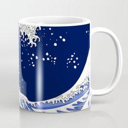 Great Blue Wave Coffee Mug