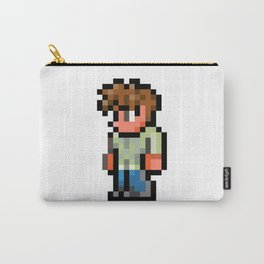 Terraria The Guide 8 Bit Carry-All Pouch