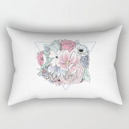 Bouquet Rectangular Pillow