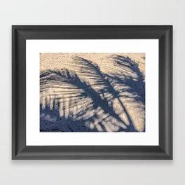 la arena Framed Art Print