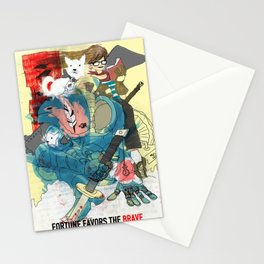 Here I am - Crom Stationery Cards