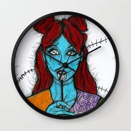 SALLY - THE NIGHTMARE BEFORE CHRISTMAS Wall Clock