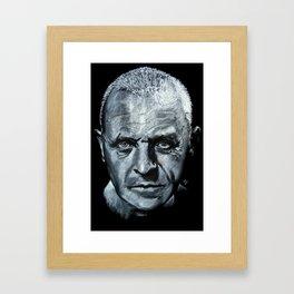 Sir Anthony Hopkins Framed Art Print