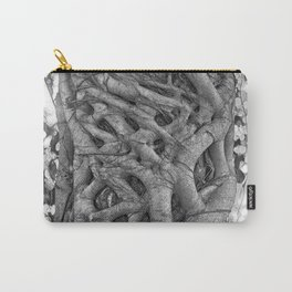 Tangled strangler fig Carry-All Pouch