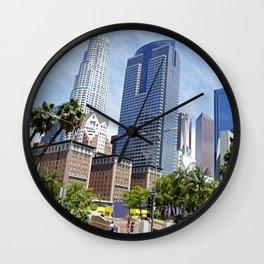 Pershing Square 2014 Wall Clock