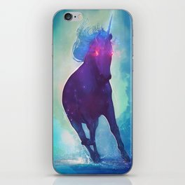 Fantasy Unicorn iPhone Skin