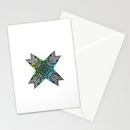 [octagon tunnel] Stationery Cards