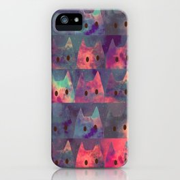 cats-305 iPhone Case