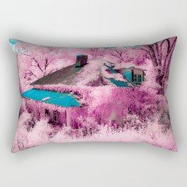 Fairytale House, Tennessee Rectangular Pillow