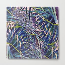 Jungle Metal Print