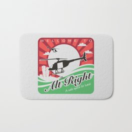 Welcome to the Alt Right Bath Mat