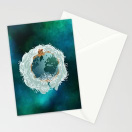 Mother Earth - Mother Nature - Love Earth Stationery Cards
