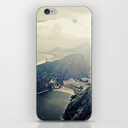 explore. {minus typography iPhone Skin