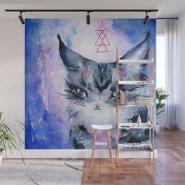 Lynx Cat : Magic Maker Wall Mural