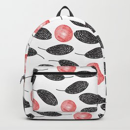 Whirlwind Ruby Red Backpack