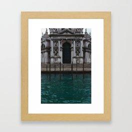 Entrance Framed Art Print