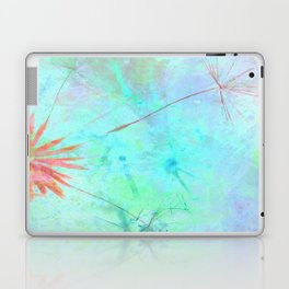 Paint A Dandelion Laptop & iPad Skin