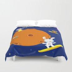 Space Fun Duvet Cover