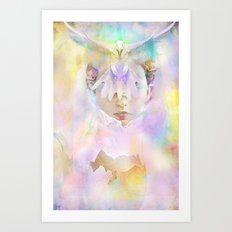 Holy Spirit Art Print