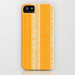 Gold Herring iPhone Case