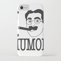 humor iPhone & iPod Cases featuring I __ Humor by senioritis