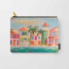 Beach houses Carry-All Pouch